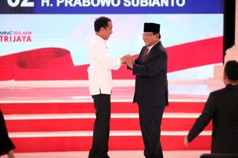 Jokowi: Rekonsiliasi Bisa di Mana Saja