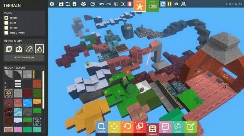 Buat Game Tanpa Kemampuan Coding di Google Game Builder