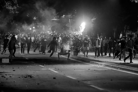 Gerakan Rakyat atau Gerakan Elite?