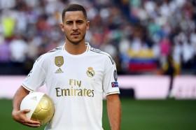 Hazard: Bermain untuk Real Madrid Mimpiku Sejak Kecil