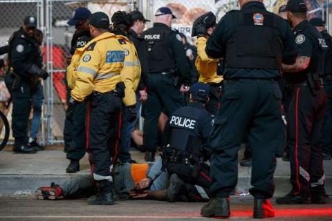 Insiden Penembakan Warnai Perayaan Juara Toronto Raptors