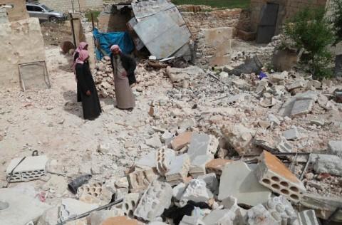 28 Orang Tewas dalam Serangan Pemerintah Suriah di Idlib