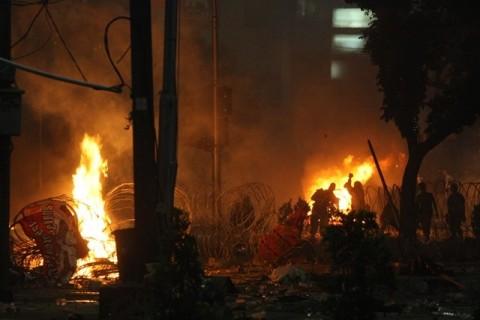 Penahanan 100 Tersangka Kerusuhan 22 Mei Ditangguhkan