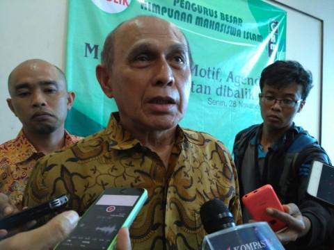 Kivlan Zen Minta Perlindungan Hukum kepada Wiranto