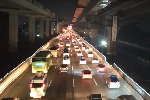 Kemacetan di Tol Cikampek Masih Jadi PR Pemerintah