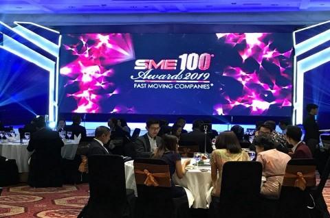 SME 100: UMKM Dorong Pertumbuhan Ekonomi Indonesia