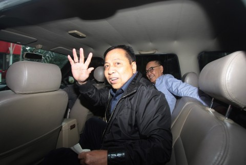 Barang Setnov Ikut Dipindah ke Rutan Teroris