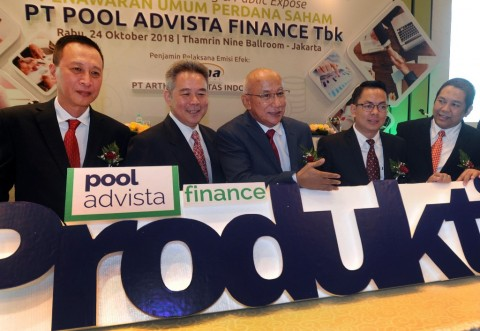 Pool Advista Finance Berencana Terbitkan MTN