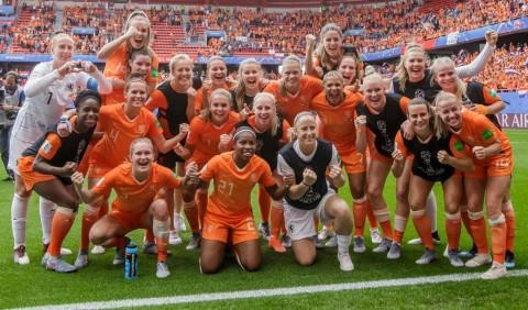 Rekor Miedema Iringi Kemenangan Belanda atas Kamerun