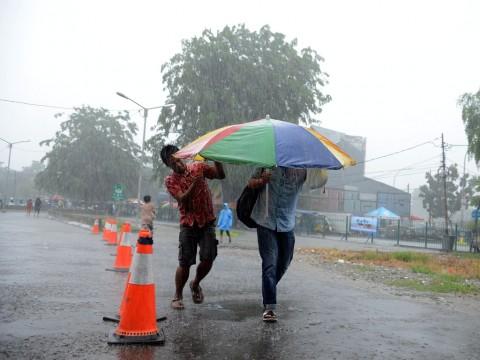 Jakarta Berpotensi Diguyur Hujan Siang Ini