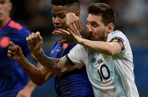 Argentina Tak Berdaya Hadapi Kolombia
