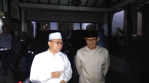Sandiaga Dinilai Mulai Berpaling dari Prabowo