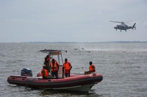 Lima Penumpang Kapal Tenggelam di Alor Masih Dicari
