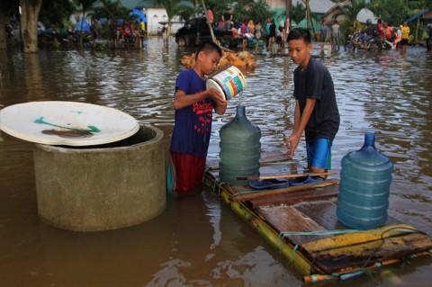 Pemerintah Siapkan PKH untuk Korban Bencana yang Jatuh Miskin