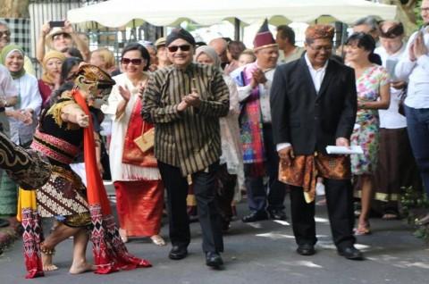 Bhinneka Tunggal Ika Warnai Indonesian Days 2019 di Hongaria