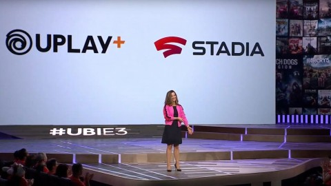 Ubisoft Ikut Bawa Layanan Game Streaming