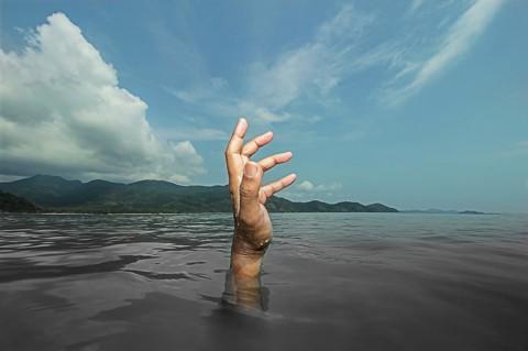 Dua Pengunjung Danau Biru Tangerang Tewas Tenggelam