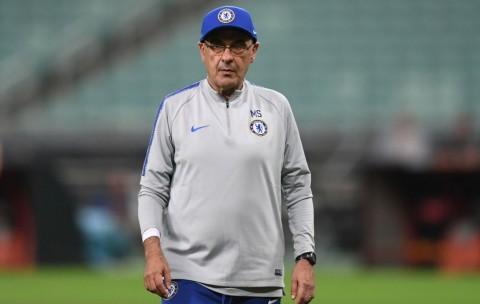 Sarri Jadi Pelatih Anyar Juventus