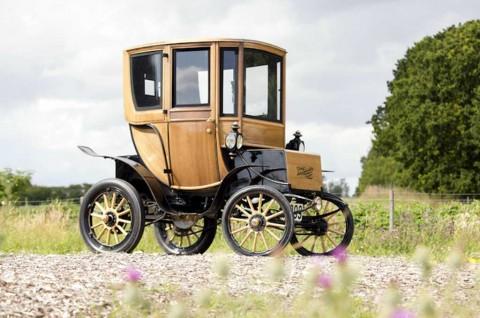 Intip Mobil Listrik Tertua, Queen Victoria Brougham