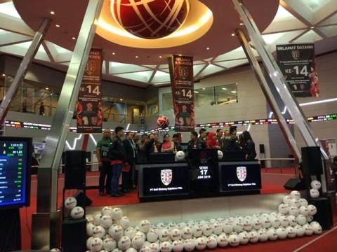 Klub Sepak Bola Didorong Melantai di Bursa