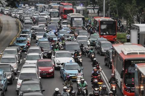Sejumlah Faktor Menurunnya Kemacetan di Jakarta