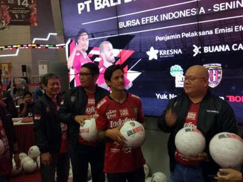 Pemain Bali United Berbondong-bondong Beli Saham BOLA
