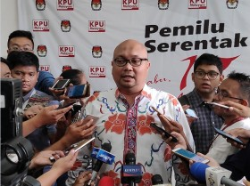 KPU Susun Jawaban Dalil Kubu Prabowo