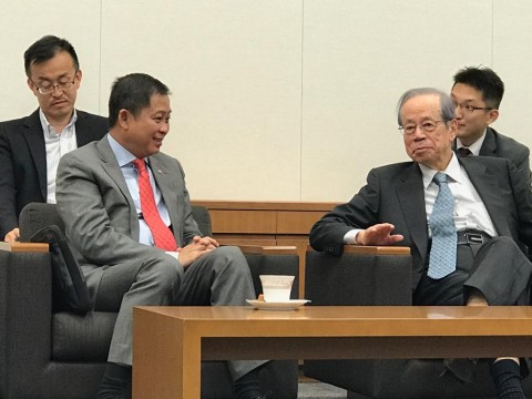 Fukuda Apresiasi Pemerintah Indonesia