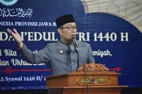 Ridwan Kamil Ajak MUI Jaga Jawa Barat
