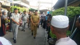 Pemkot Bekasi Menyantuni Ketua RT Korban Kecelakaan Maut Cipali