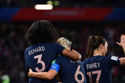 Hasil Pertandingan Piala Dunia Wanita 2019