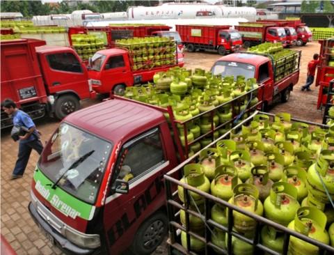 Pertamina Pastikan Penyaluran Elpiji Subsidi Tidak Berlebihan