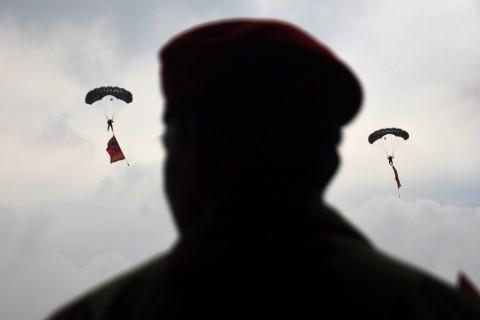 Dalam Dua Bulan TNI Memutasi 122 Perwira Tinggi