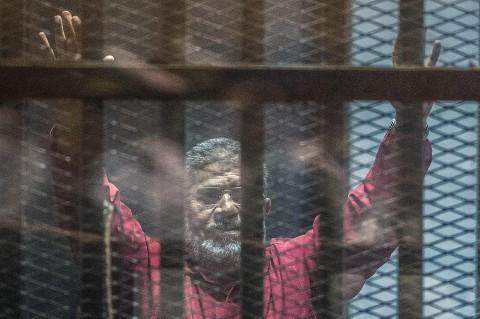 Mantan Presiden Mesir Mohamed Morsi Meninggal di Persidangan