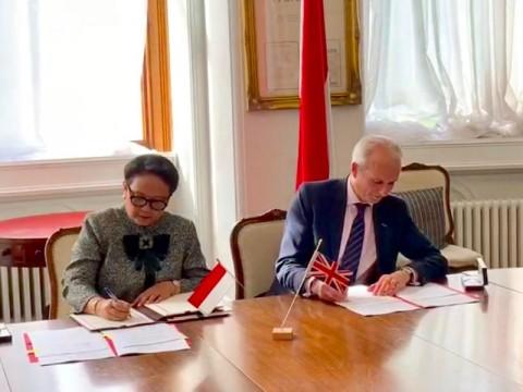 Inggris Sepakat Bantu Peningkatan Kualitas SDM Indonesia