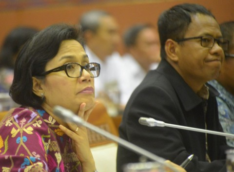Menkeu Ajukan Anggaran Rp44,39 Triliun untuk 2020