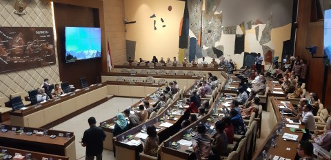 Sekretariat Negara Minta Penambahan Anggaran Rp615 Miliar