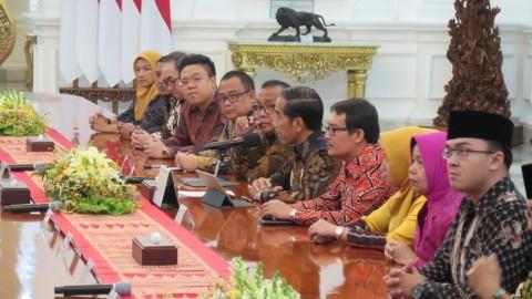 Jokowi Minta Saran Pengusaha Kecil
