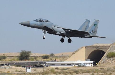 Angkatan Udara Saudi Cegat Serangan <i>Drone</i> Houthi