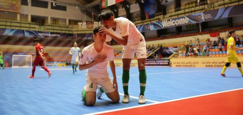 Bungkam Vietnam, Timnas Futsal Indonesia U-20 Lolos ke Semifinal