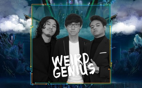 Weird Genius dan Fun on A Weekend Ramaikan SHVR Ground Festival 2019