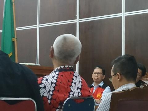 Staf Jokdri Minta <i>Office Boy</i> Tutup Mulut Dititipkan Dokumen