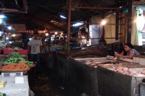 Target Revitalisasi Pasar Tradisional Jakarta Mundur