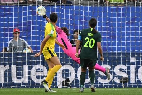 Australia Pesta Gol ke Gawang Jamaika