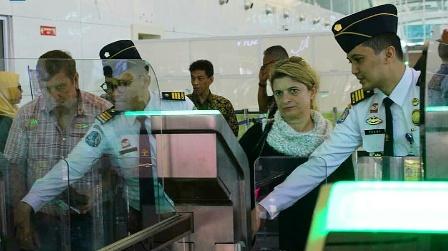 WNA Bisa Gunakan <i>Autogate</i> di Bandara Ngurah Rai
