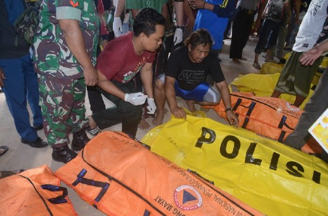 Dua Jasad Korban Kapal Tenggelam di Madura Kembali Ditemukan