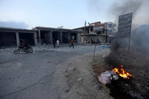 PBB Minta Rusia dan Turki Stabilkan Idlib Suriah