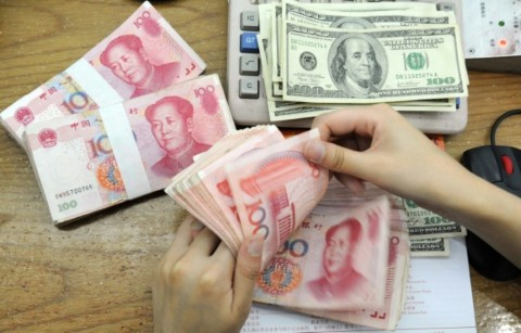 Yuan Tiongkok Hantam Dolar AS