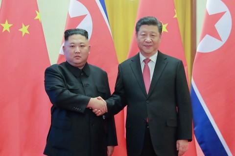 Tiongkok Tegaskan Persahabatan dengan Korut Tak Tergantikan