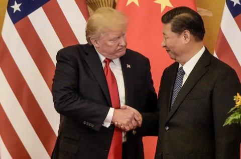 Trump dan Xi Sepakat Bertemu di KTT G20